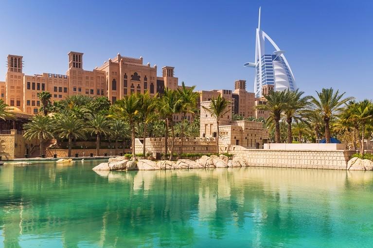Ekskluzywne miejsca w Dubaju