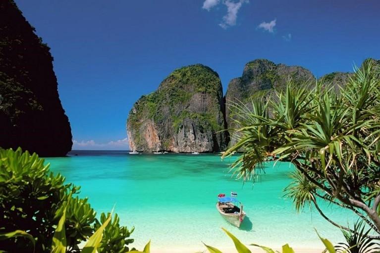 Rajskie plaże w Tajlandii