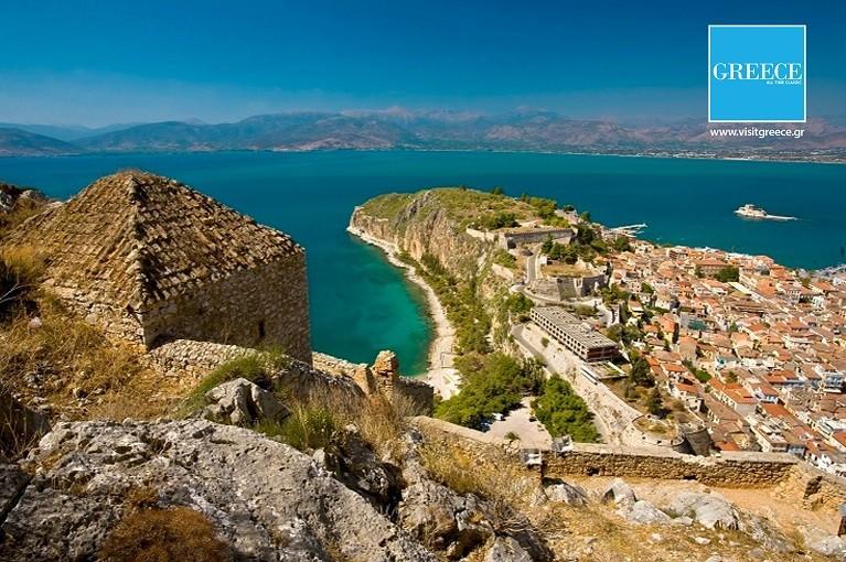 Miasto Nafplio, Półwysep Peloponez