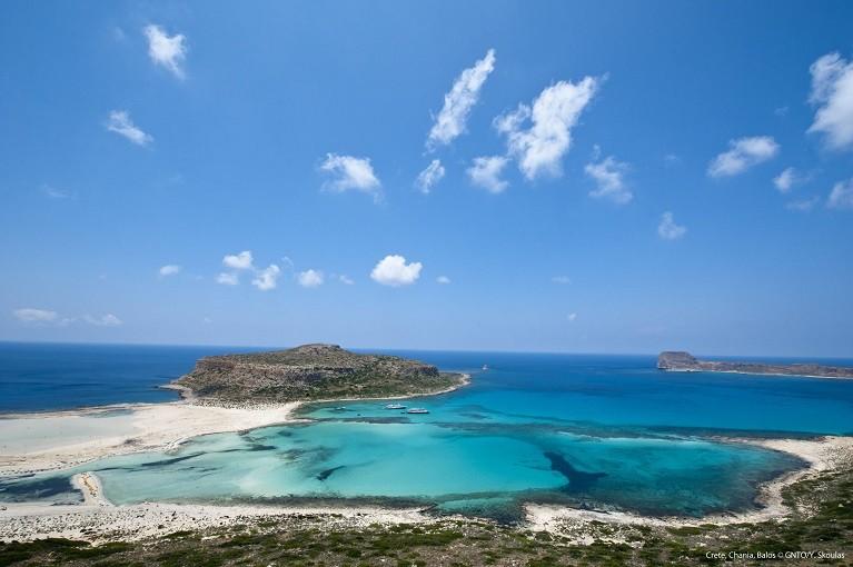 Przepiekna Laguna Balos, Kreta