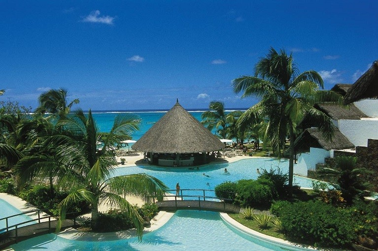 Ekskluzywny resort na Mauritiusie