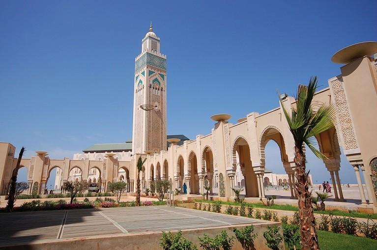 Niezwykłe zabytki Maroka w Casablance