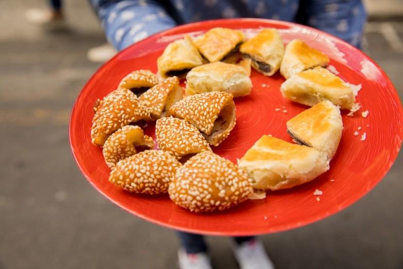 Chilli koláčky gateau pimet