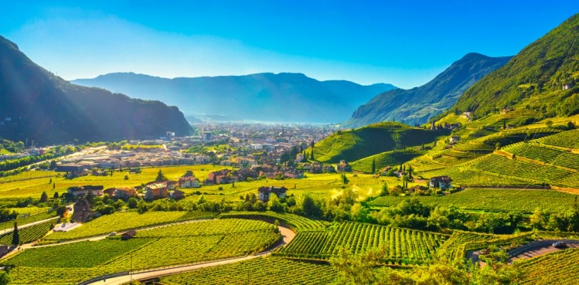 Bolzano, Dél-Tirol