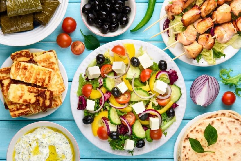 Řecko na talíři