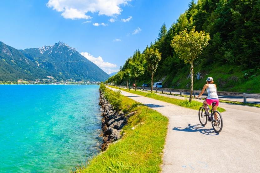 Biciklitúrák Karintiában