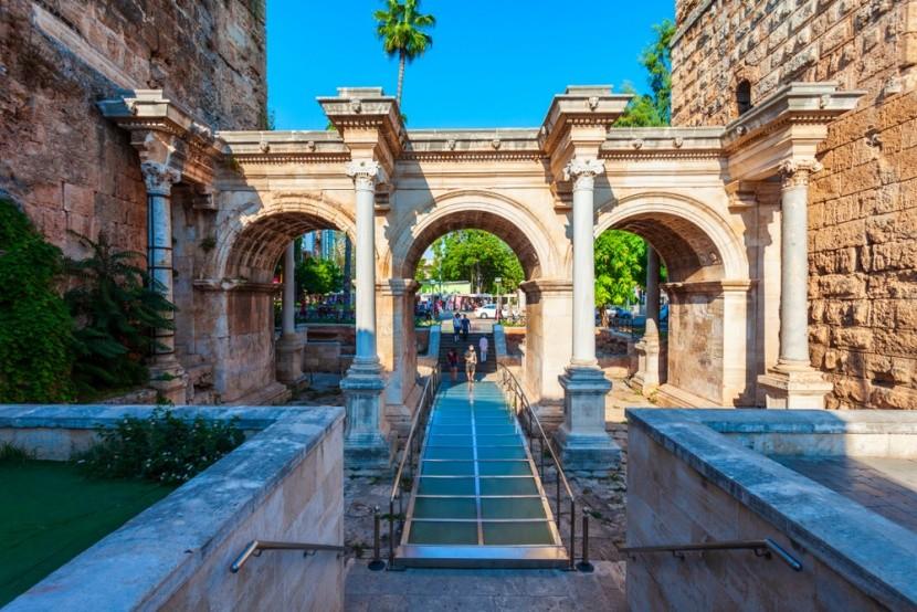 Hadrianus-kapu
