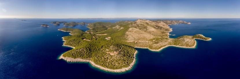 Ostrov Lastovo, Chorvatsko