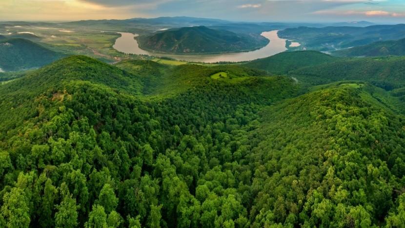 Prádikálószék és a Duna-kanyar