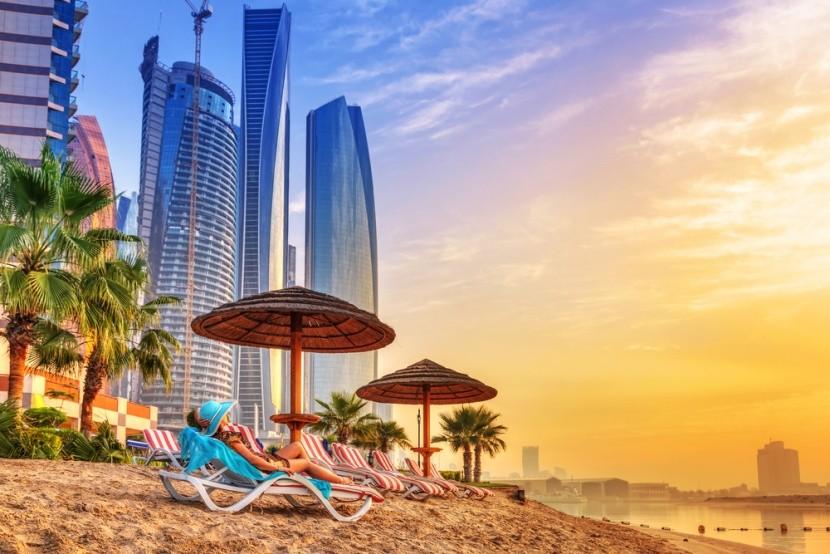 Perzsa öböl, Dubai tengerpart