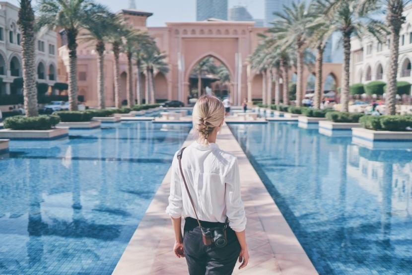 Dubai belvárosa