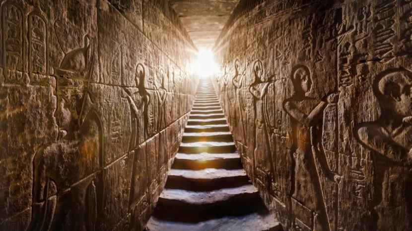 Chrám v Abydosu