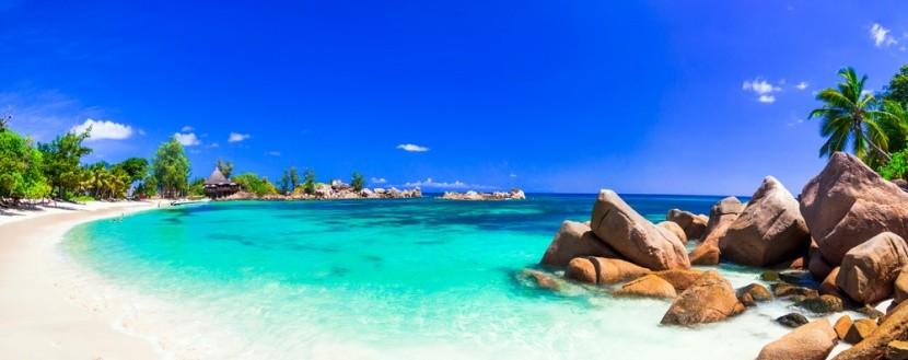 Ostrov Praslin, Seychely