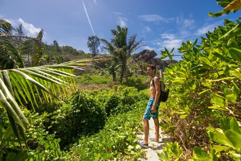 Exotická turistika na Seychelách