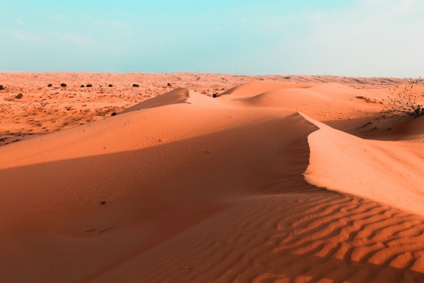 Kouzlo pouště, Ras al Khaimah