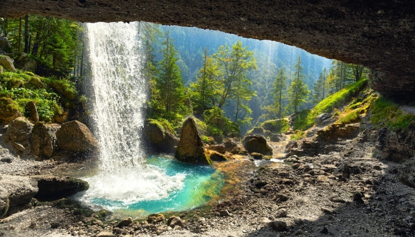 Vodopád Pericnik, Slovinsko