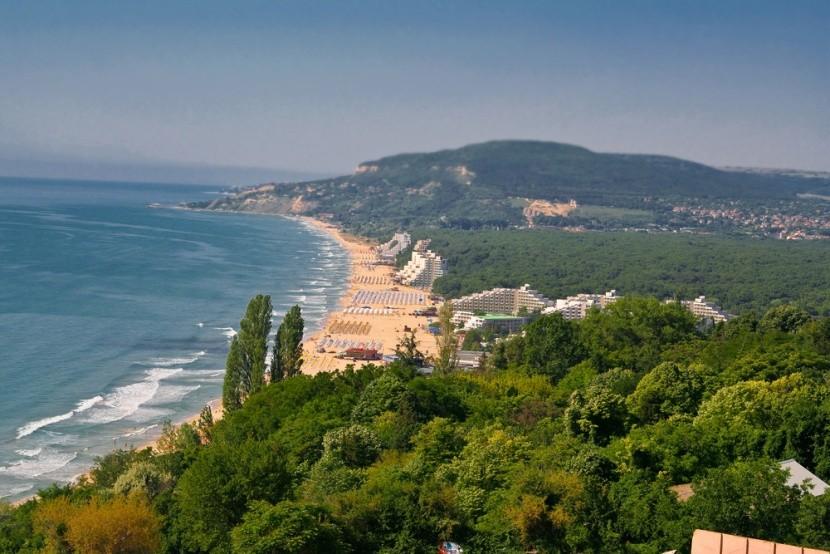 Zlaté Písky, Bulharsko