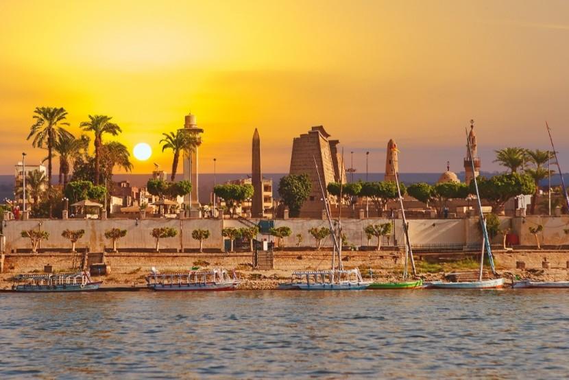 Nílus partja