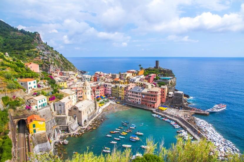 Cinque Terre, Itálie