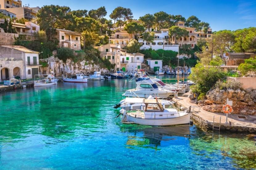 Malebná Mallorca, Baleáry