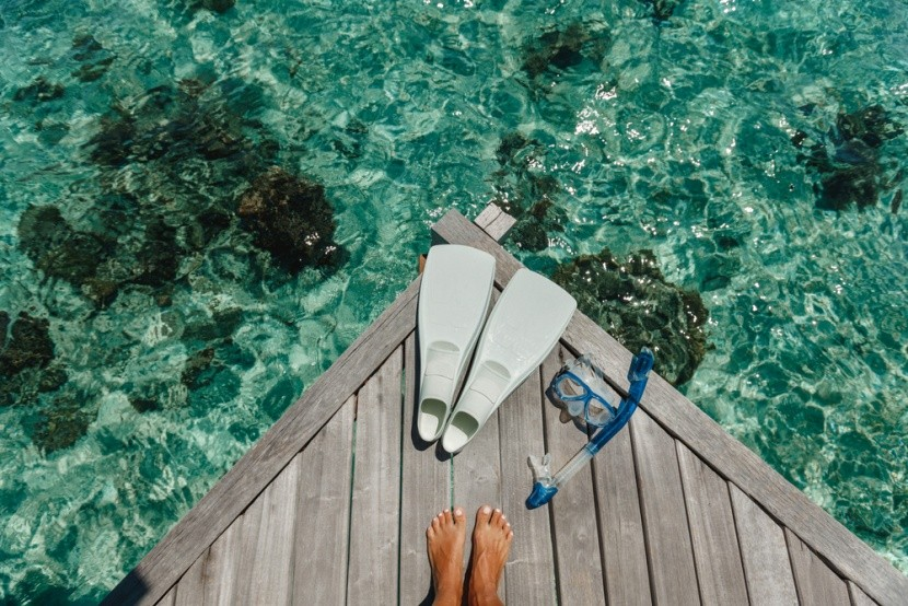 Snorkeling felszerelés