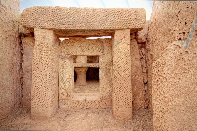 Megalitický chrám Mnjadra, Malta