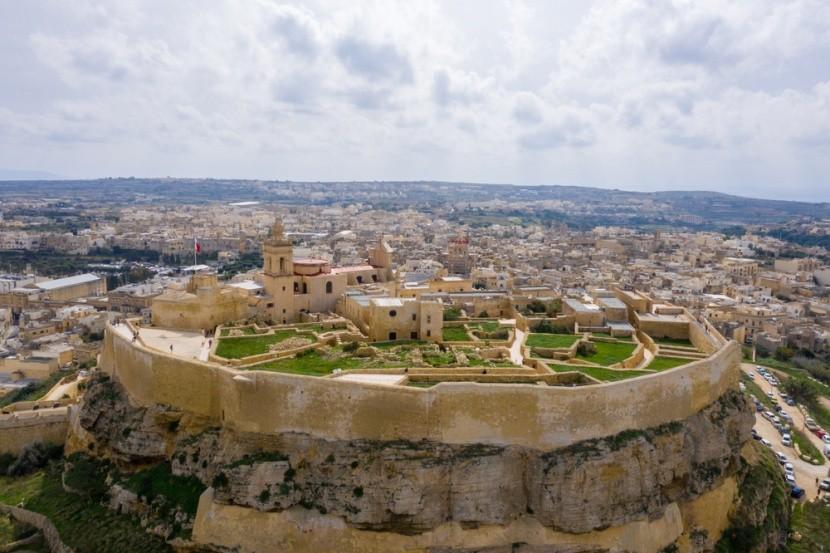 Středověká pevnost, Rabat