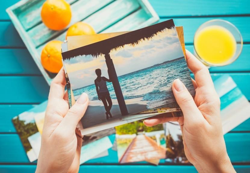 Vzpomínky na dovolenou