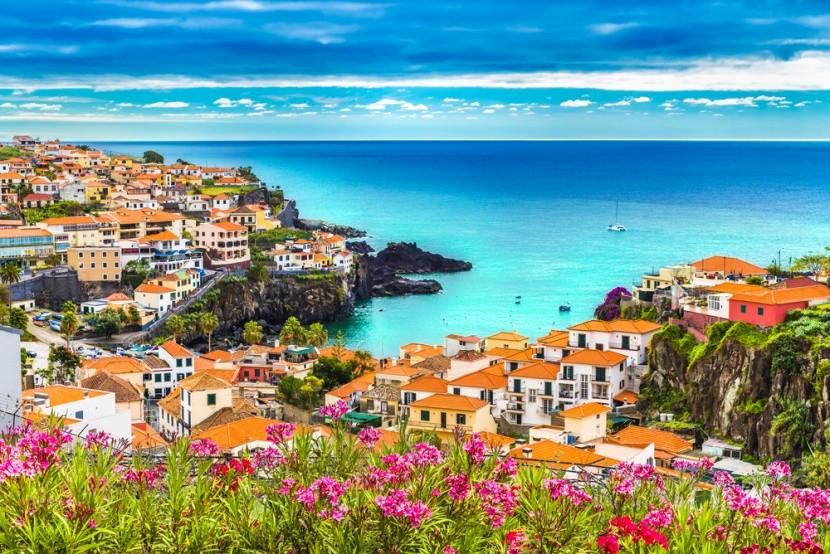 Rozkvetlá Madeira