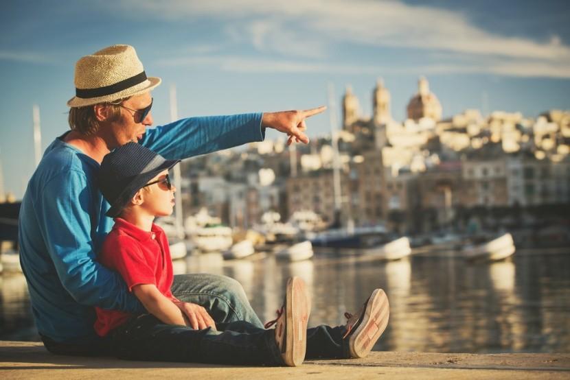 Malta je ideální pro rodiny