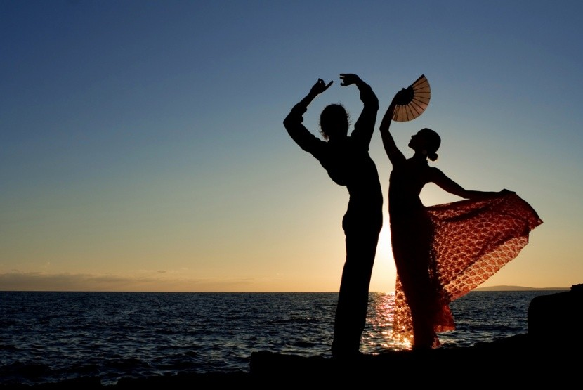 Španělské flamenco