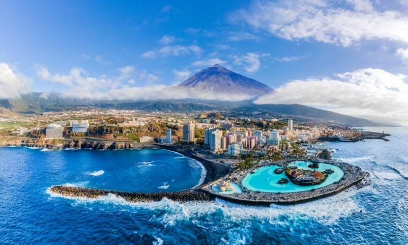 Tenerife, Kanárské ostrovy
