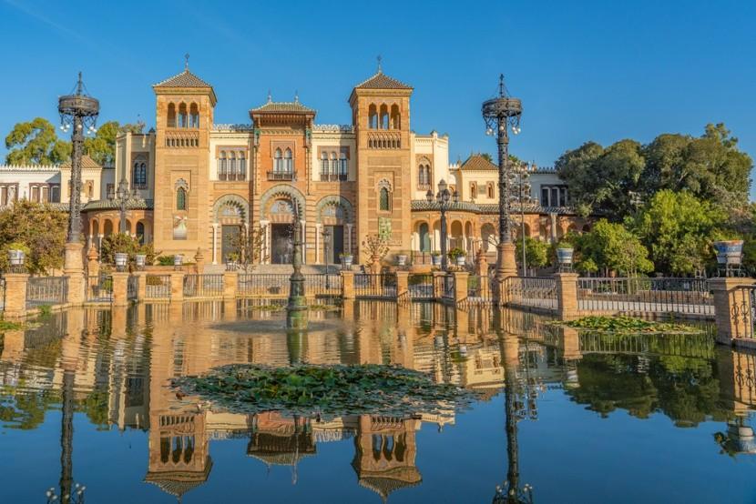 Muzeum populárních umění v Seville