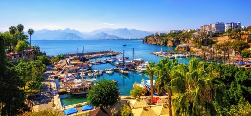 Zážitky v turecké Antalyi