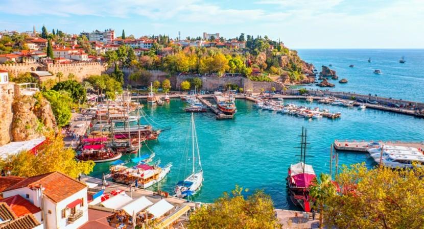 Staré město Kaleiçi