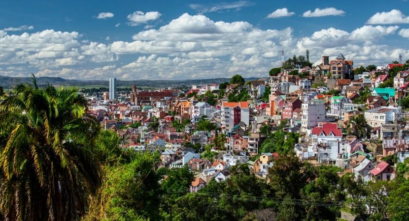 Antananarivo, Madagaskar
