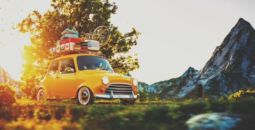 Irány a camping!