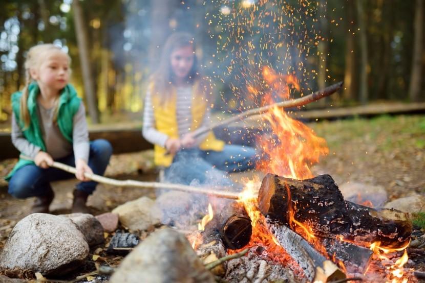 Családi camping