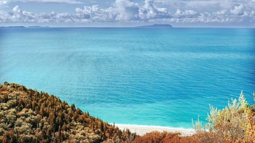 Albánie má také nádherné moře