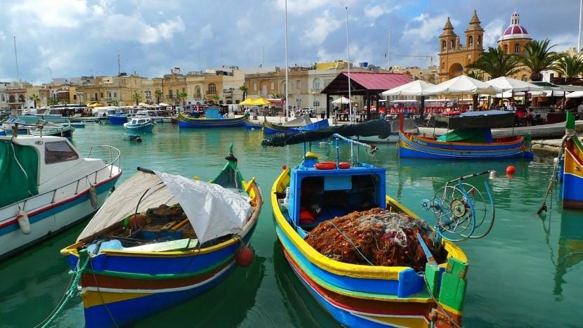 Ostrov Malta je proslulý svou malebností