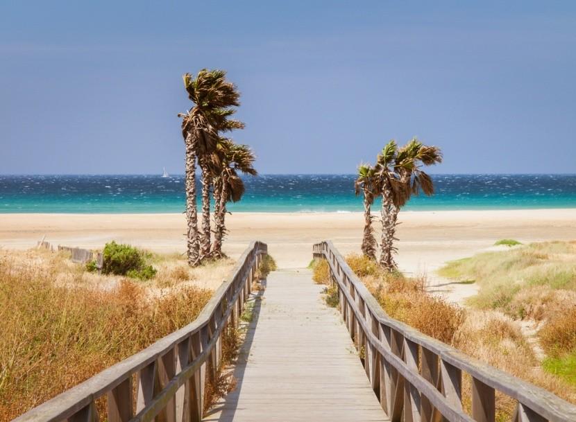 Nejkrásnější pláže Andalusie
