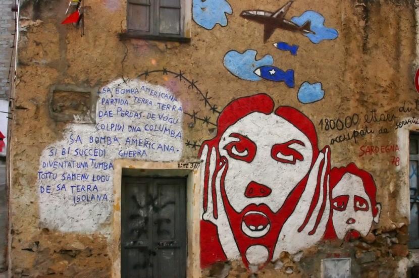 Orgosolo, Sardinie
