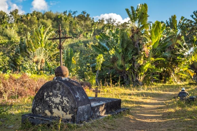 Pirátský hřbitov, Madagaskar