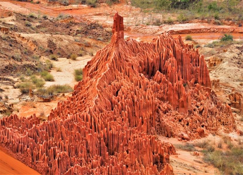 Národní park Tsindy de Bemaraha