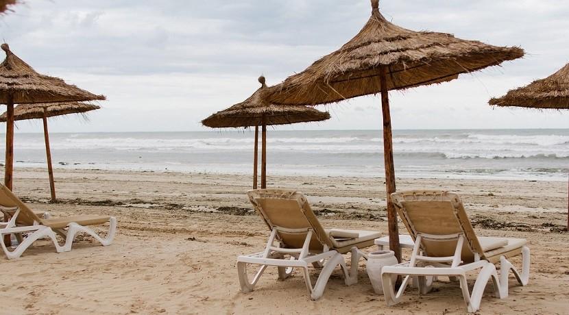 Plaża na Dżerbie
