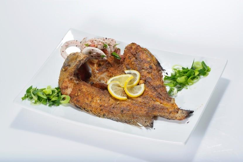 V Sharjah si jídlo užijete