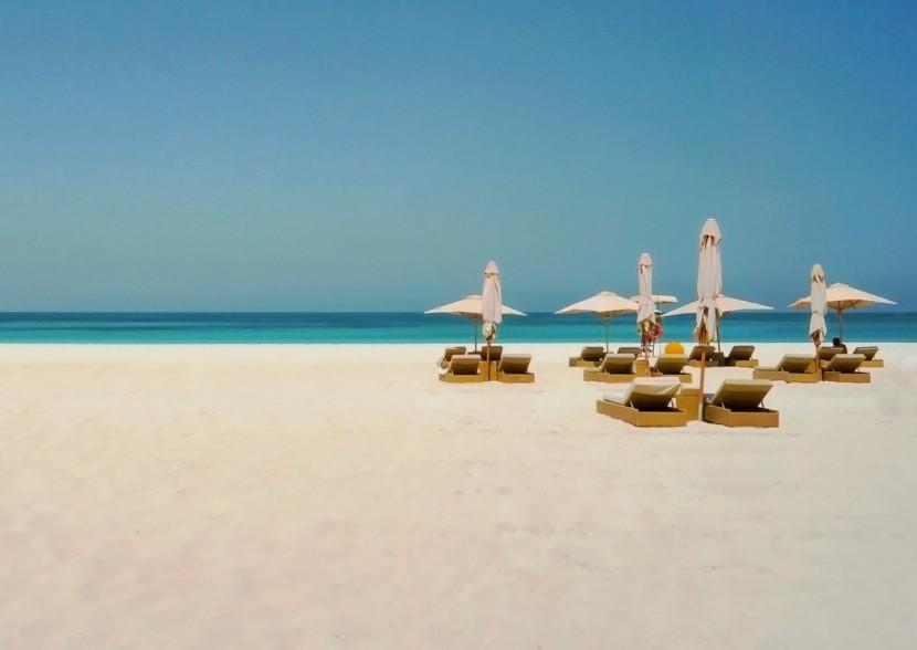Pláže v emirátu Sharjah