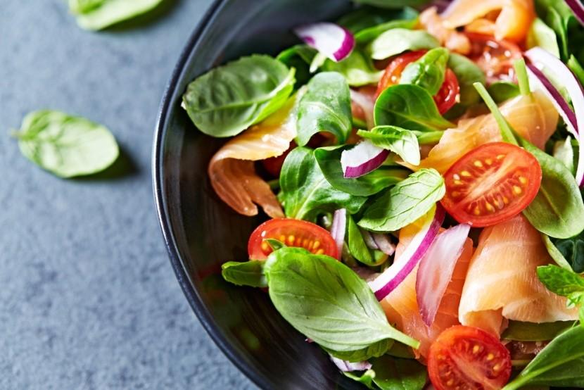 Osvěžující salát