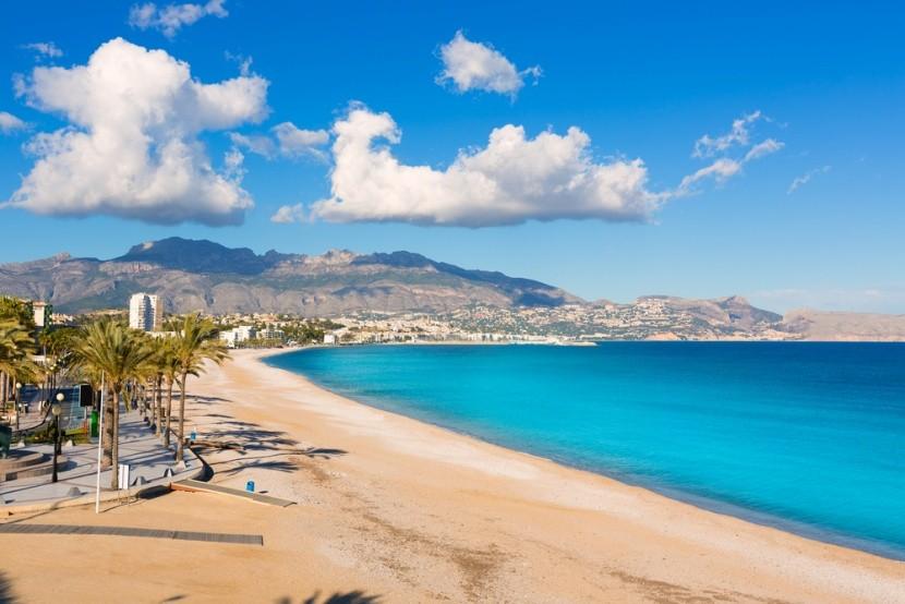 Altea Playa, Alicante