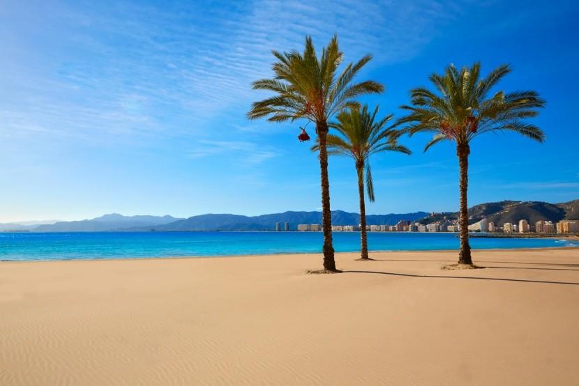 Playa los Olivos, Valencie